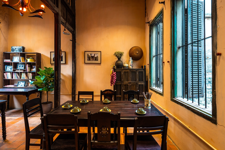 Vietnamese Restaurants Hanoi